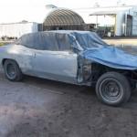 Blast restoration on Vehicles.
