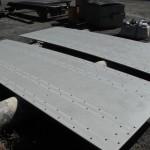 Anti Slip coatings on Large plates